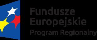 Logotyp - Fundusze Europejskie Program Regionalny
